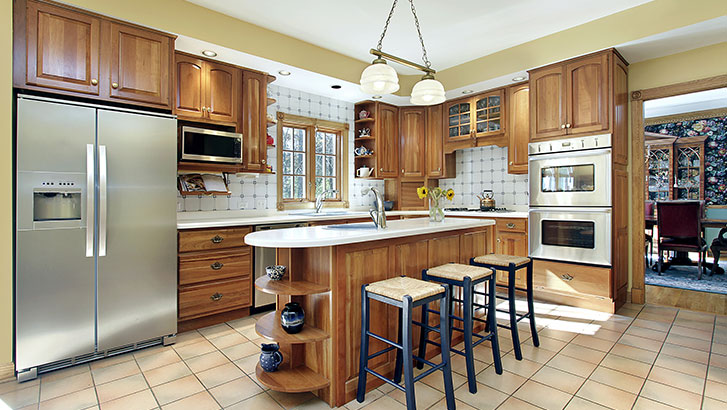 Pros Of Cons Of Laminate Countertops In A Kitchen Remodeling In Stafford,  TX.